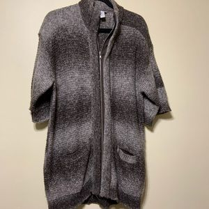 Chico's size 2 brown/tan cardigan